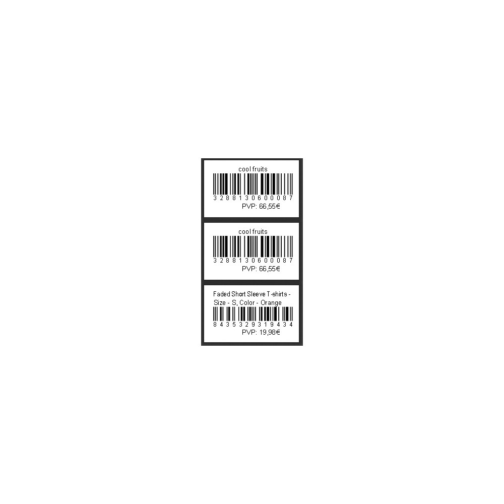 module - Gestion des Stocks & des Fournisseurs - Barcode and EAN13 generator - 4