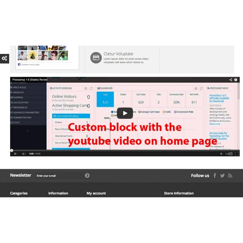 module - Blocos, Guias & Banners - Custom / Static Blocks - 4