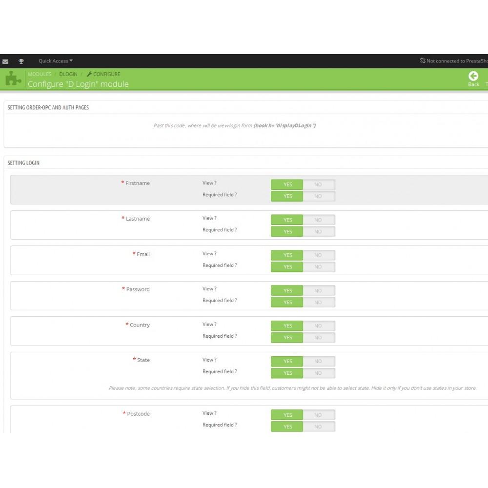 module - Express Checkout Prozesse - One Page Checkout Pro Version - 6