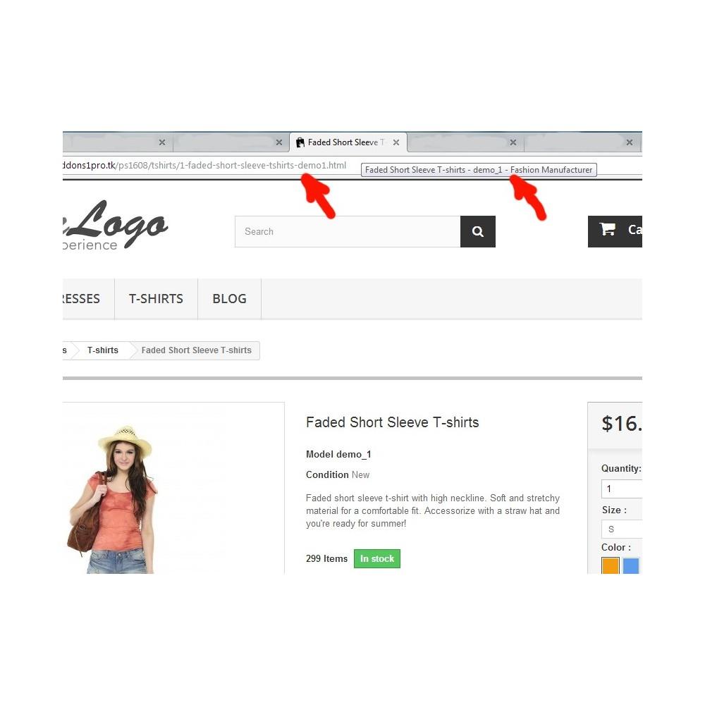 module - Естественная поисковая оптимизация - [SEO Ultimate] Advanced URL, META Tags And Social - 3