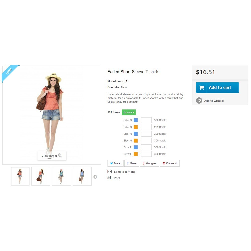 module - Combinations & Product Customization - Wholesale Product Listing - 2
