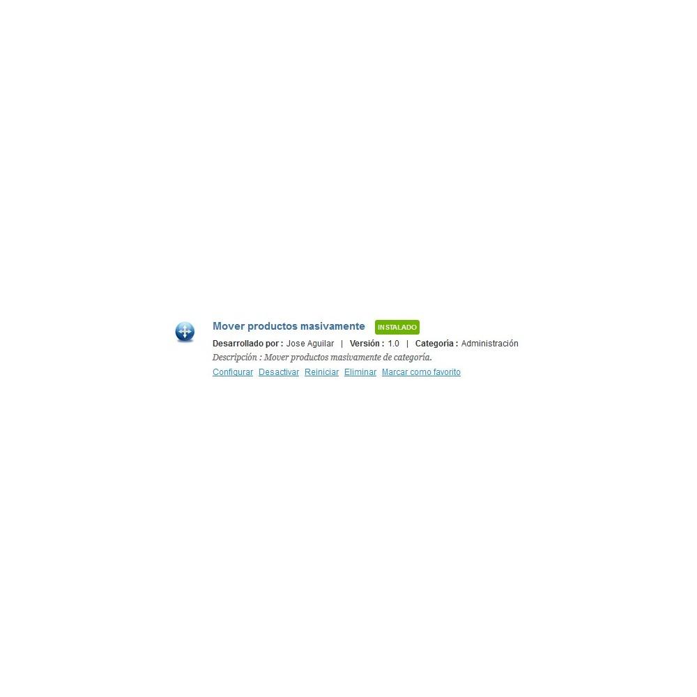 module - Edición Rápida y Masiva - Mover productos masivamente - 2