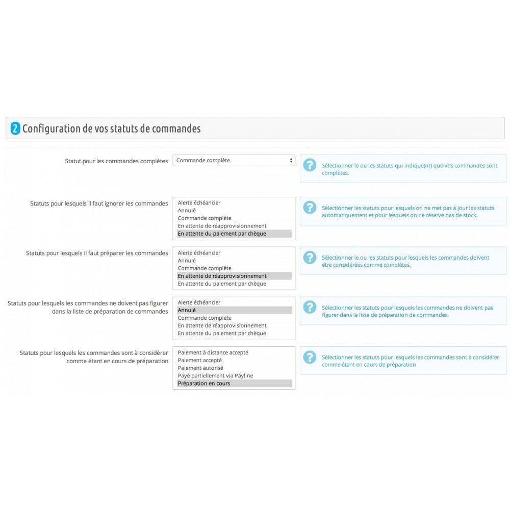 module - Connexion à un logiciel tiers (CRM, ERP...) - My Easy ERP - 28
