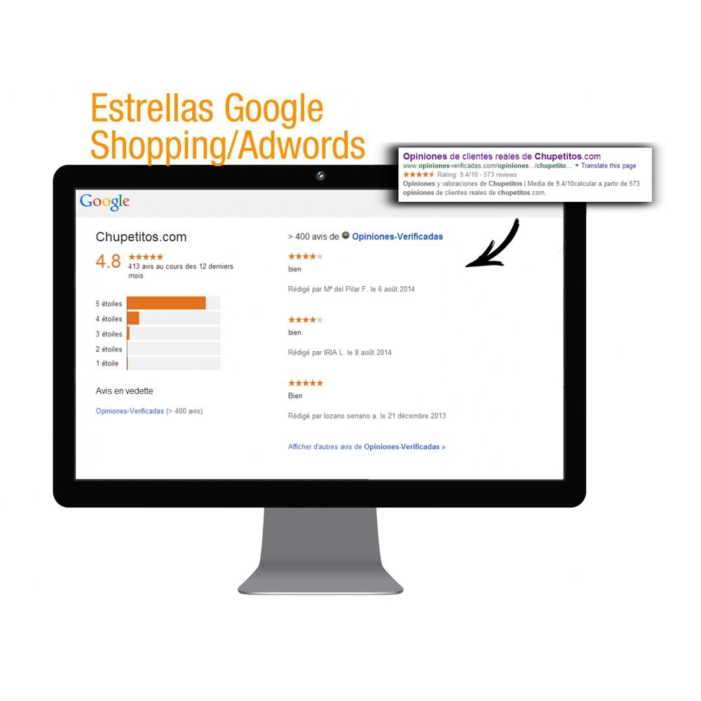 module - Comentarios de clientes - Opiniones Verificadas - 2