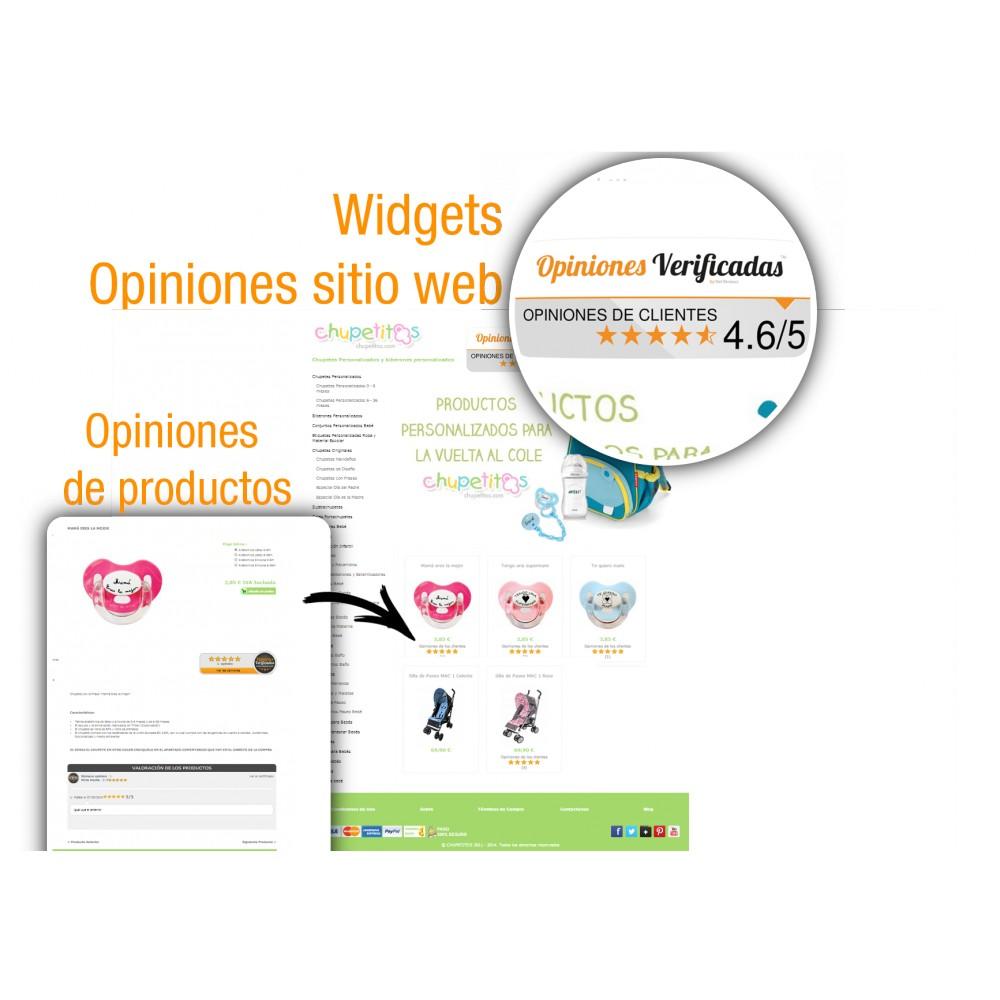 module - Comentarios de clientes - Opiniones Verificadas - 4