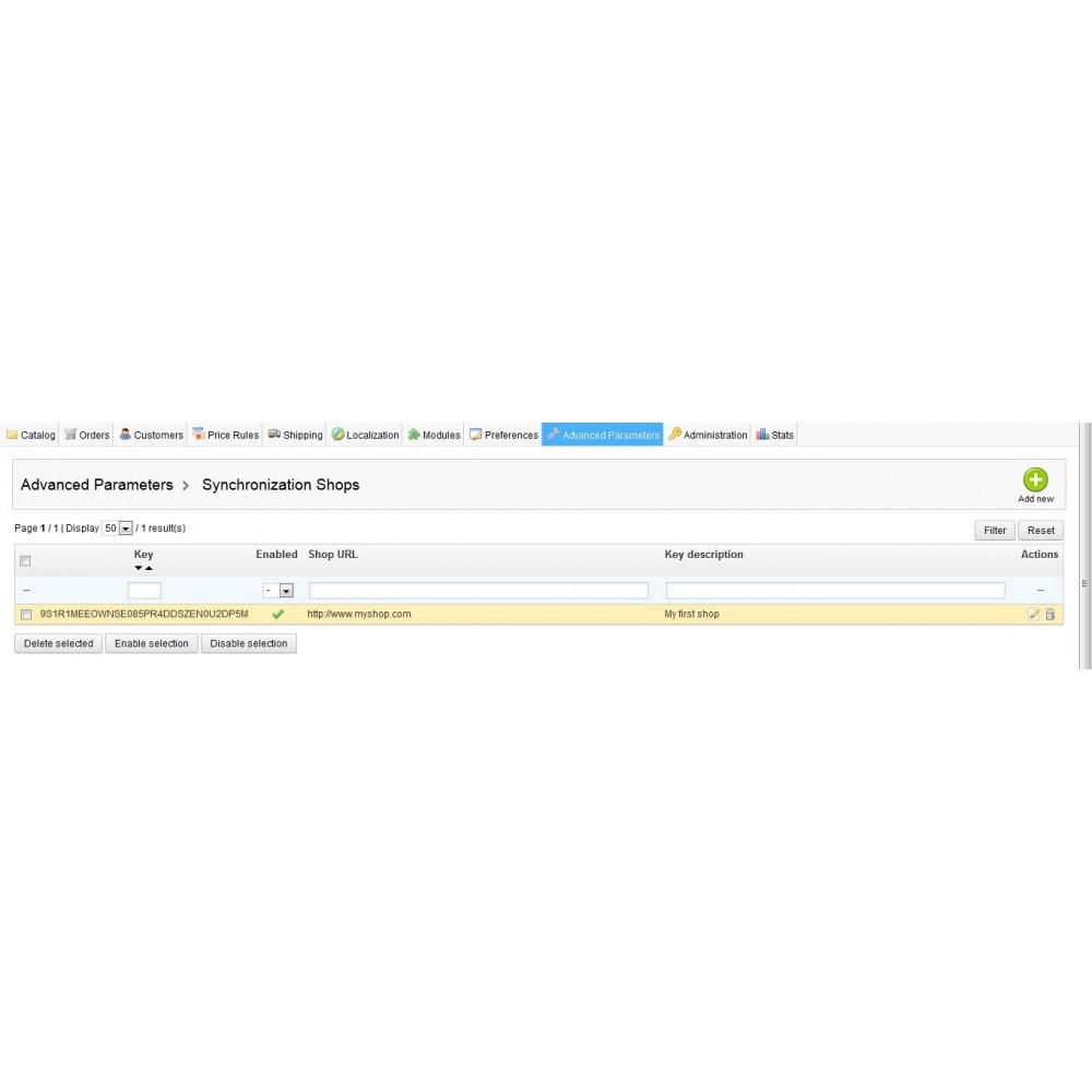 module - Gestión de Stock y de Proveedores - Sincronizador Stock Tiendas - 3