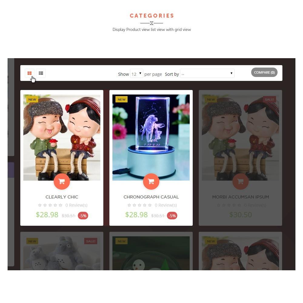 theme - Regali, Fiori & Feste - Leo Gift Shop - 3