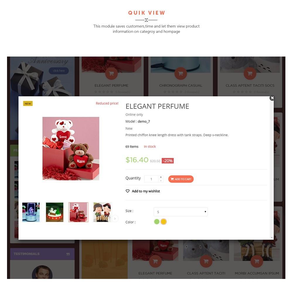 theme - Regali, Fiori & Feste - Leo Gift Shop - 4
