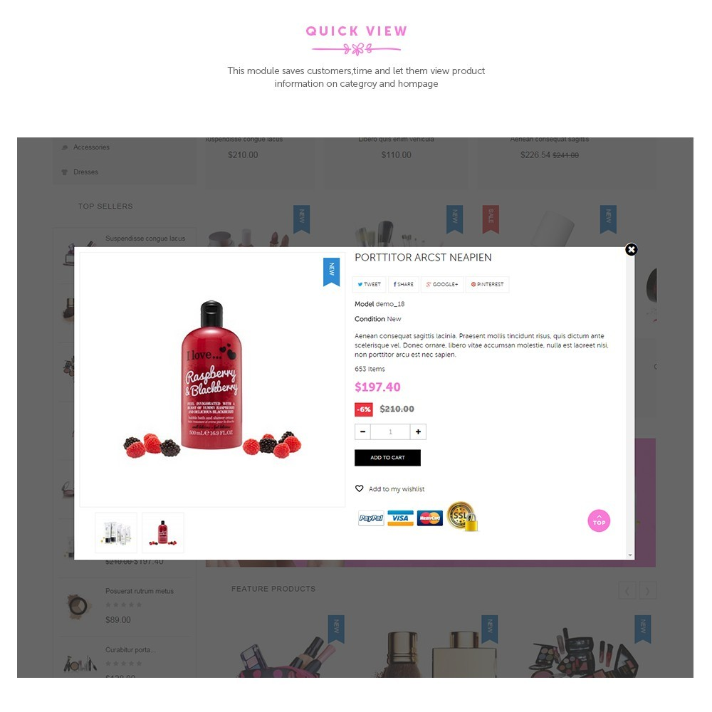 theme - Health & Beauty - Cosmetic Shop - 3