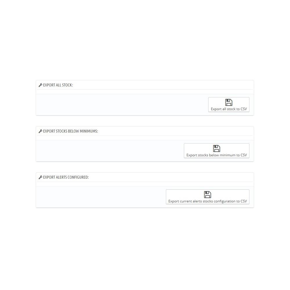 module - Edición Rápida y Masiva - Actualizar stock y precios vía CSV/URL/FTP + Alertas - 9
