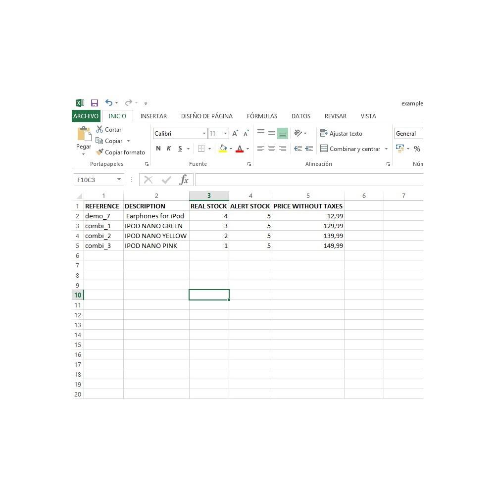 module - Edición Rápida y Masiva - Actualizar stock y precios vía CSV/URL/FTP + Alertas - 11
