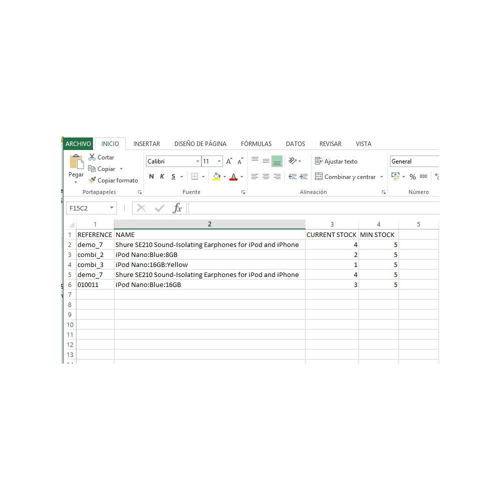 module - Edición Rápida y Masiva - Actualizar stock y precios vía CSV/URL/FTP + Alertas - 13