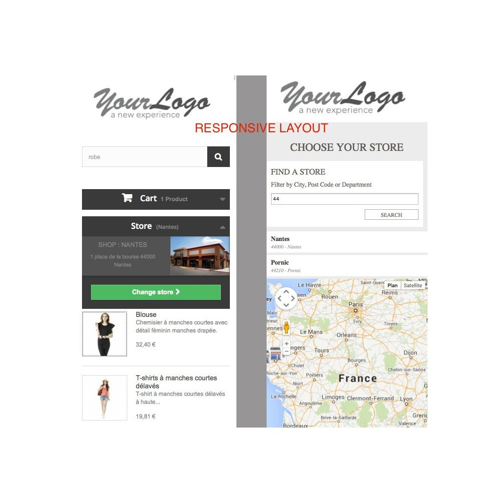 module - Internacionalización y Localización - Shop Selector / Drive - 5