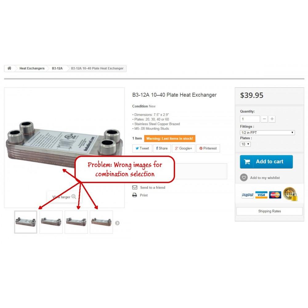 module - Combinaciones y Personalización de productos - Default Combination Images - 1