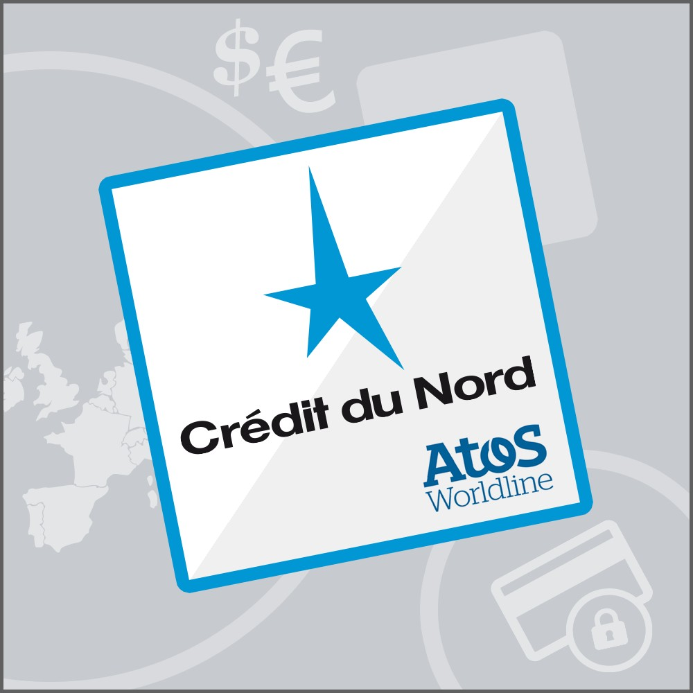 module - Pagamento por cartão ou por carteira - Crédit du Nord Atos Sips Worldline Atos - 1