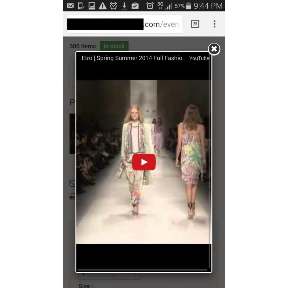 module - Video's & Muziek - YouTube Product Videos - 5