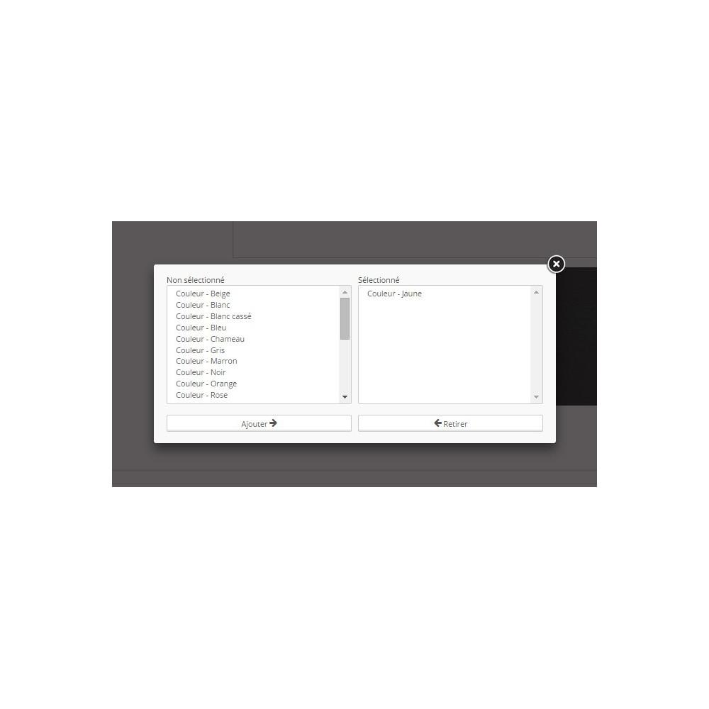module - Блоки, вкладки и Баннеры - Avanced Tab Generator - 5