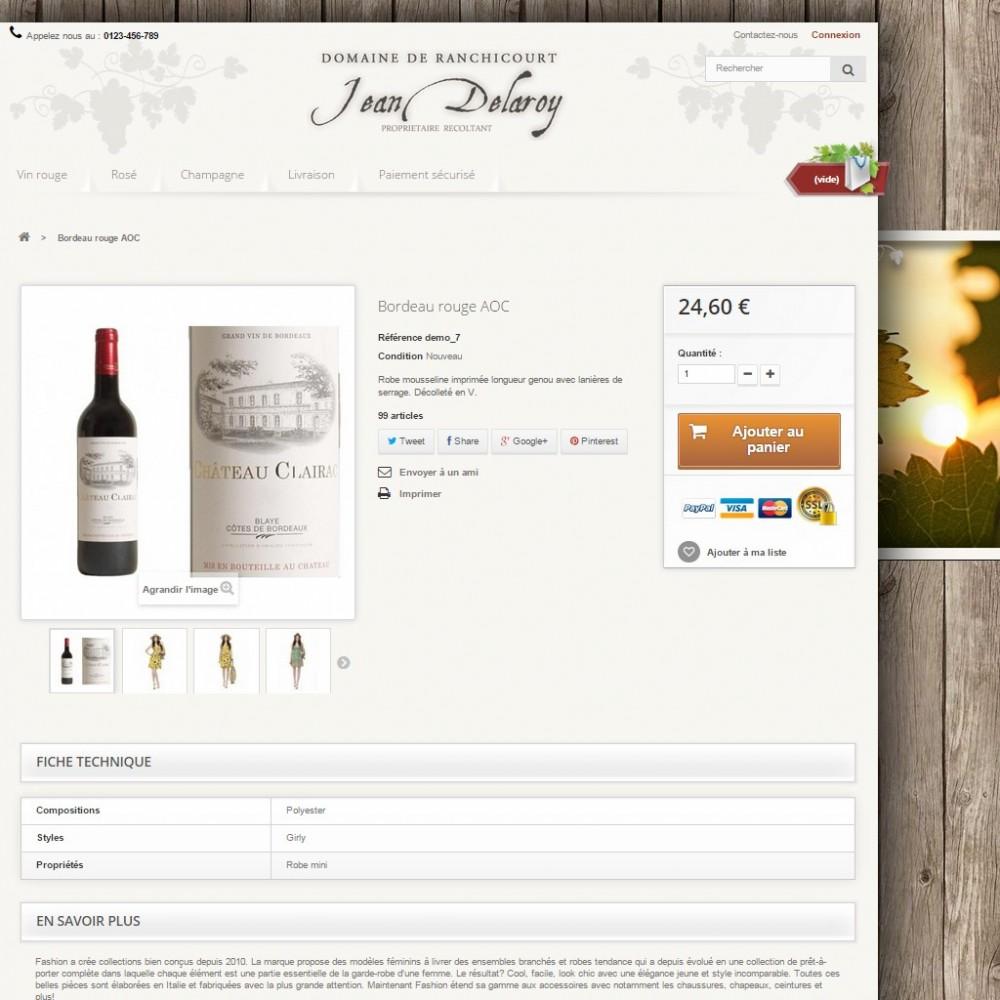 theme - Drank & Tabak - Pure Vigne ( Wine ) - 2