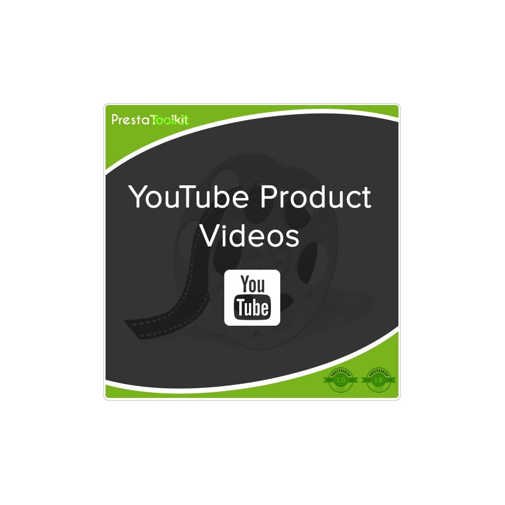 module - Videos & Music - Youtube Product Videos - 1