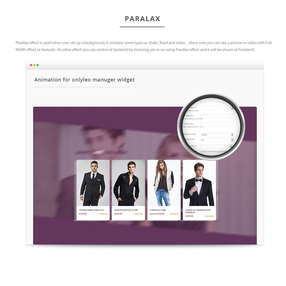 module - Page Customization - Leo Manage Widget - 6