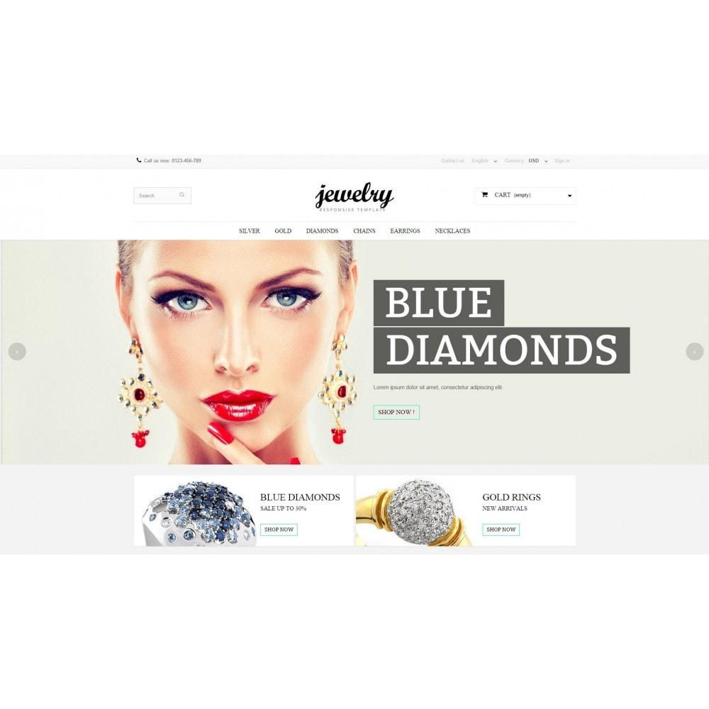 theme - Biżuteria & Akcesoria - Jewelry Prestashop 1.6 Responsive - 3