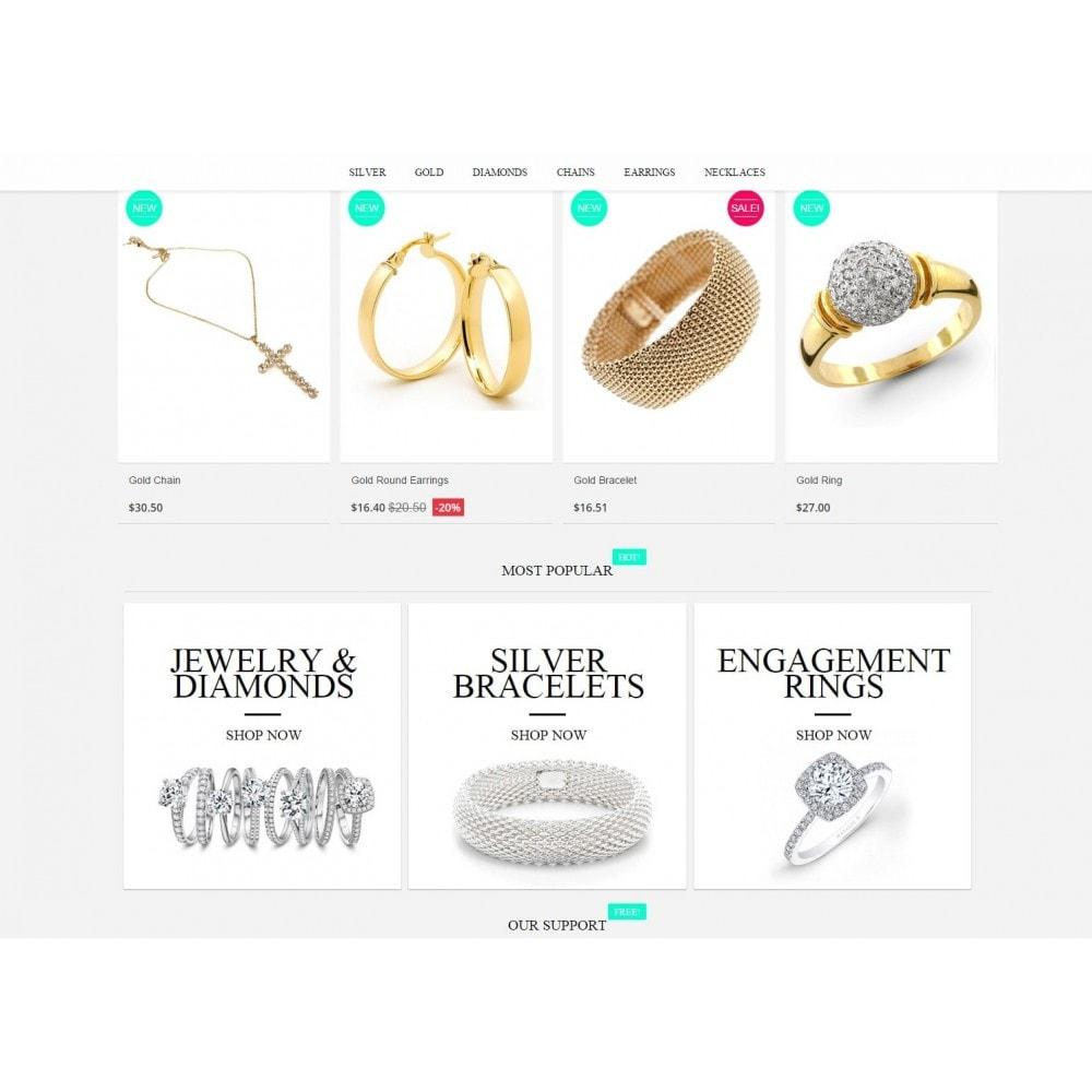 theme - Biżuteria & Akcesoria - Jewelry Prestashop 1.6 Responsive - 4