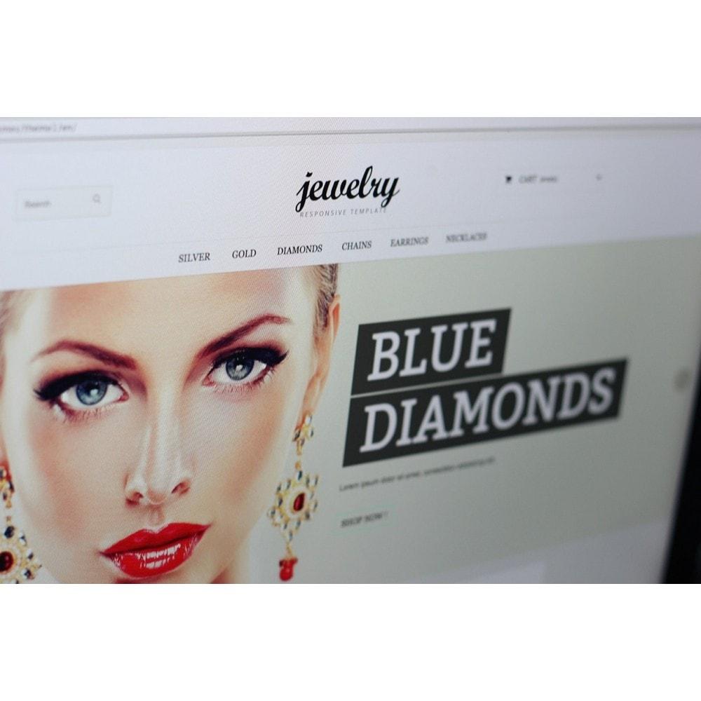 theme - Biżuteria & Akcesoria - Jewelry Prestashop 1.6 Responsive - 13