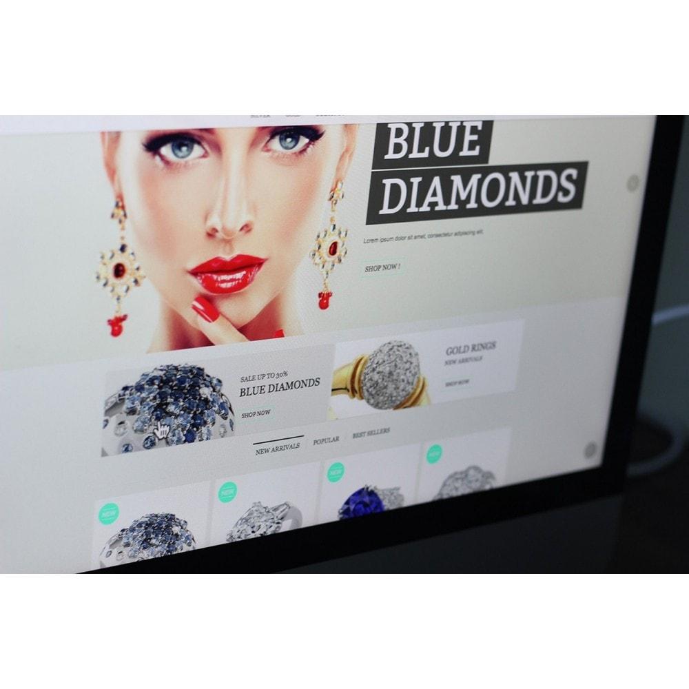 theme - Biżuteria & Akcesoria - Jewelry Prestashop 1.6 Responsive - 14