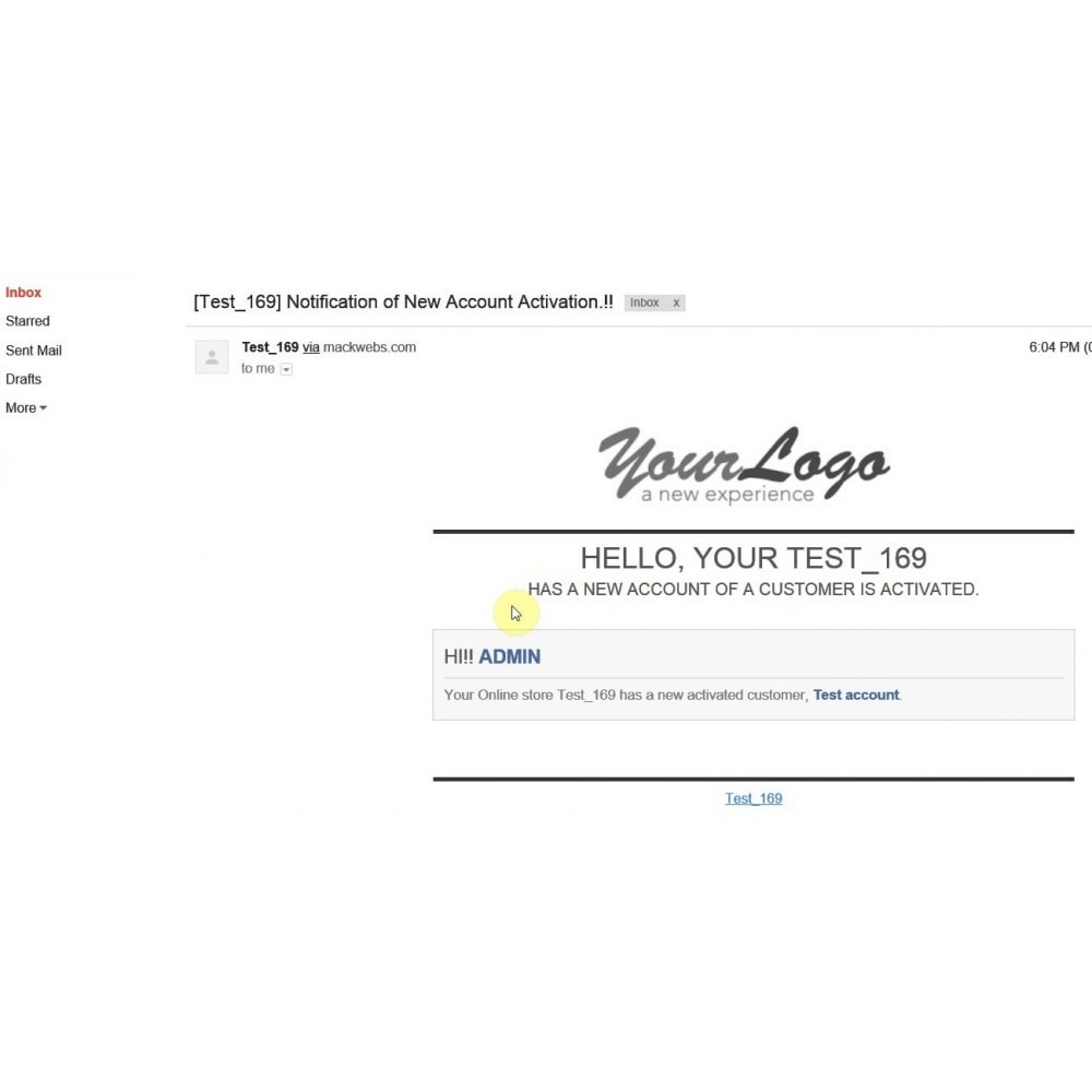 module - Inscription & Processus de commande - Customer Email Verification & Google Recaptcha AntiSpam - 10