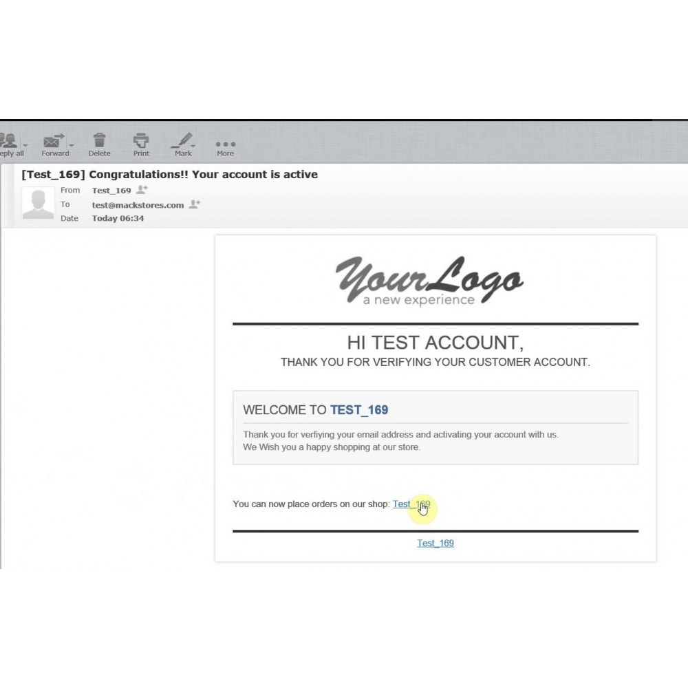 module - Inscription & Processus de commande - Customer Email Verification & Google Recaptcha AntiSpam - 11