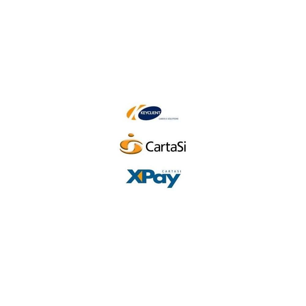 module - Pagamento con Carta di Credito o Wallet - Cartasi Nexi - 6