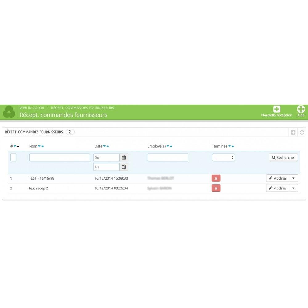 module - Stock & Leveranciersbeheer - Receiving supplier orders (scan) - 7