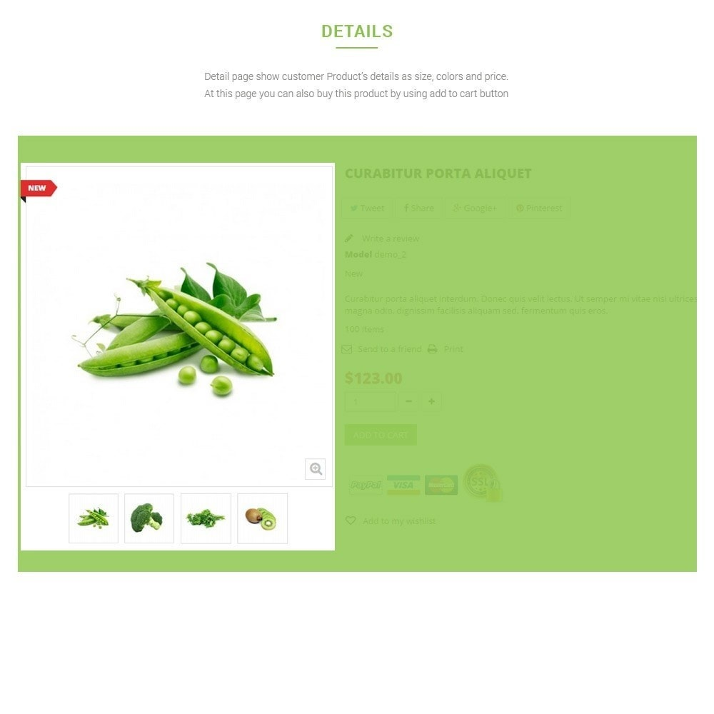 theme - Alimentation & Restauration - Leo Fresh Store - 4