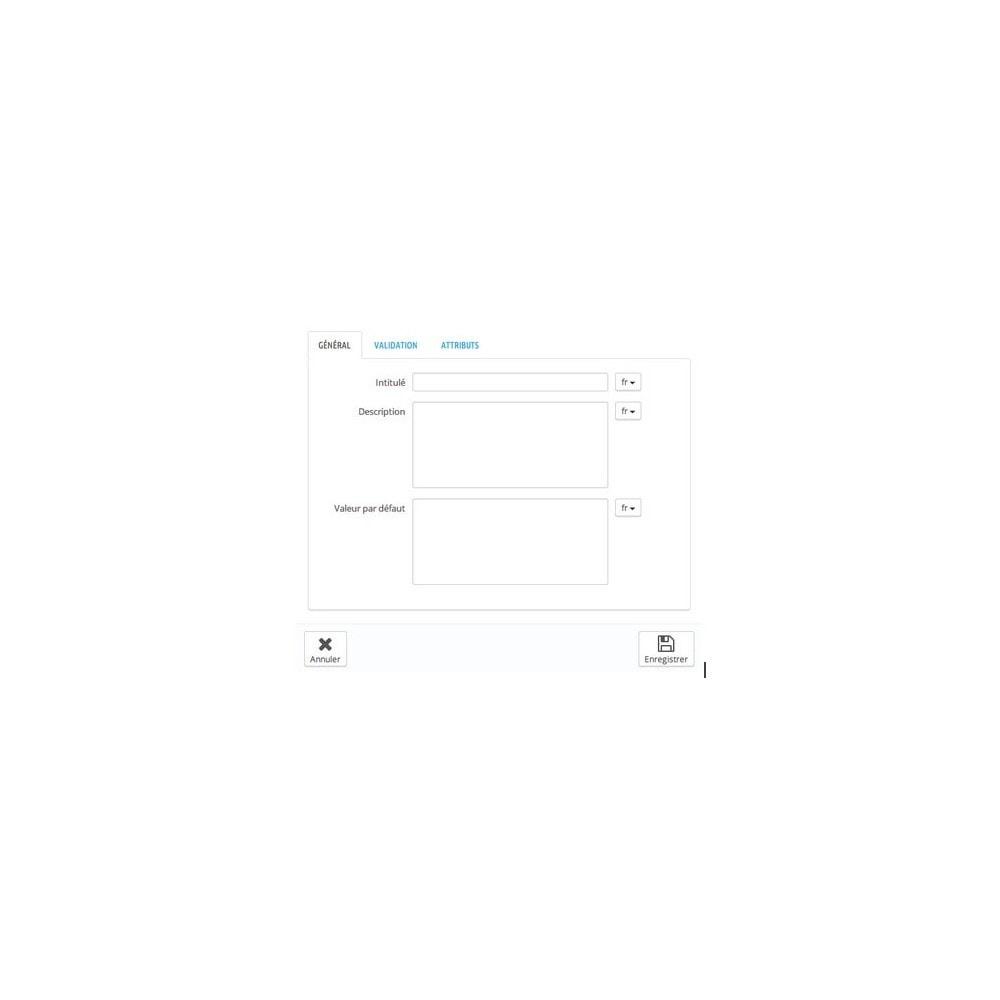 module - Formulaires de Contact & Sondages - Création de multiples formulaires personnalisés - 7