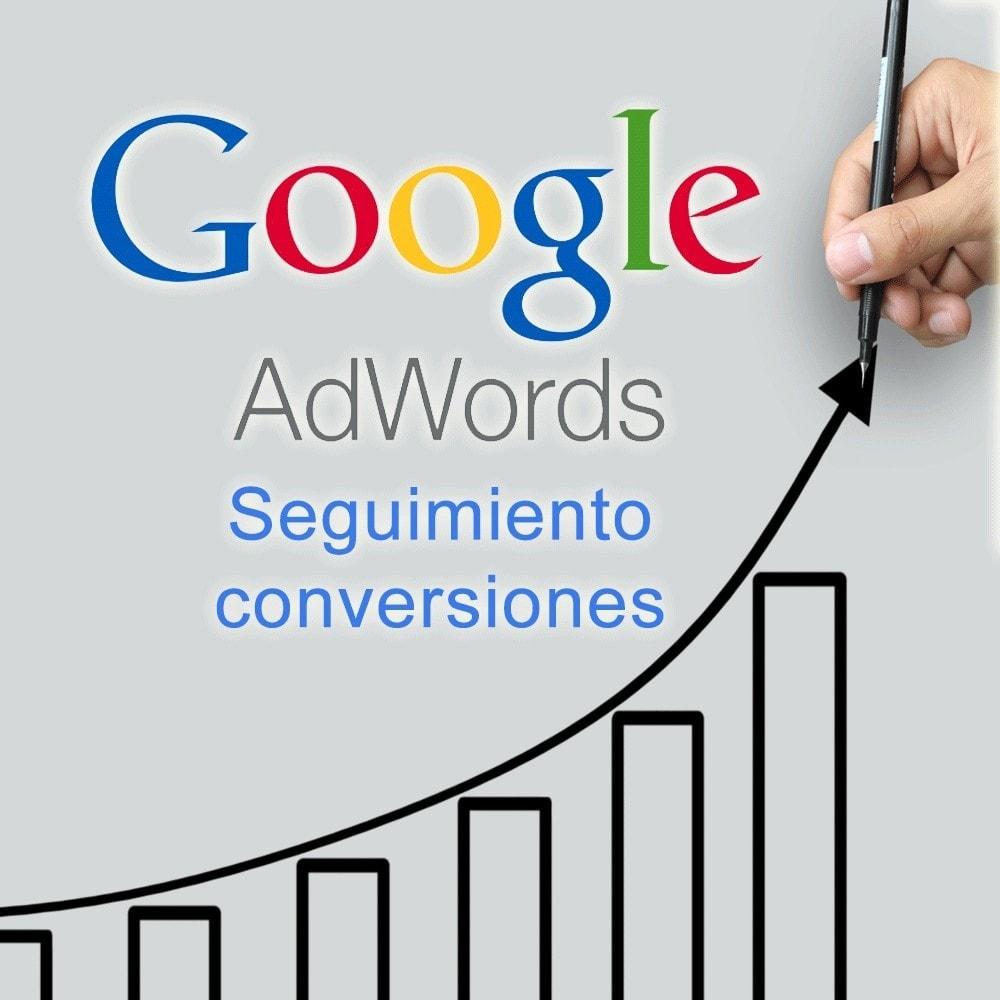 module - Remarketing y Carritos abandonados - Módulo Conversiones para Google Adwords - Smart Modules - 1