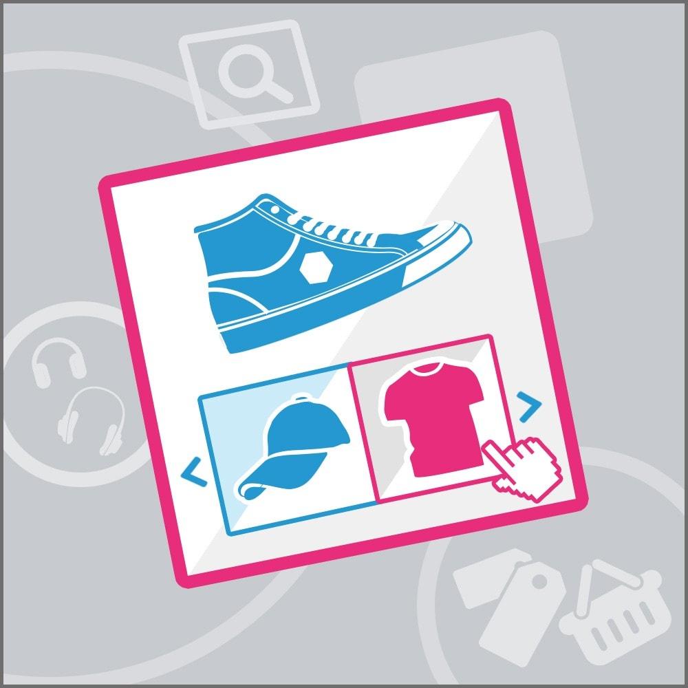 module - Sliders & Galerias - Slider - Products by brand - 1