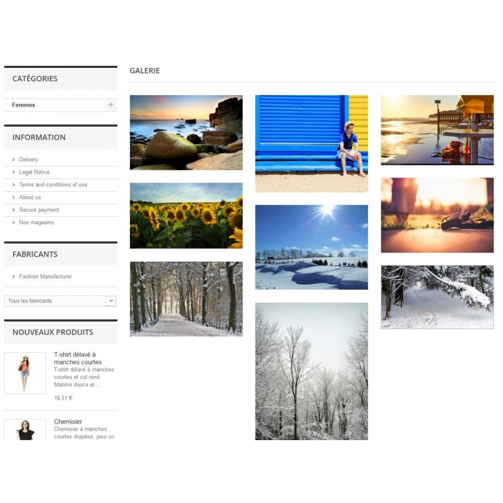module - Sliders & Galeries - Galerie - Album photo - Parutions presse - 2