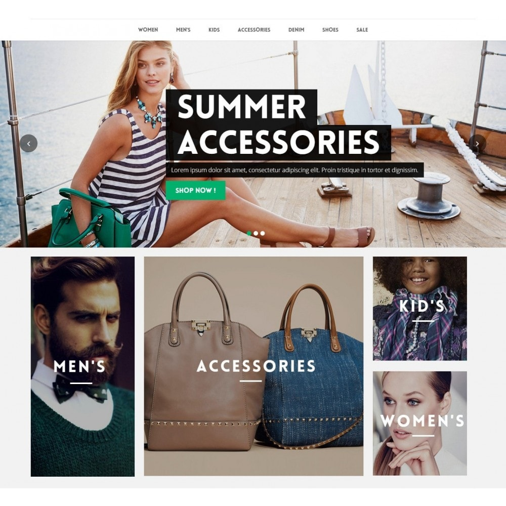 theme - Fashion & Shoes - Runway Fashion Responsive Prestashop 1.6 - 3