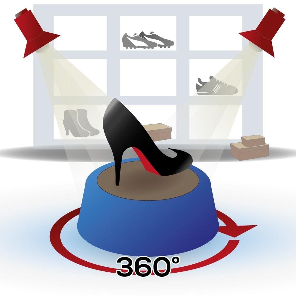module - Visualizzazione Prodotti - Roundview - Aggiungi una vista 360° ai tuoi prodotti - 1