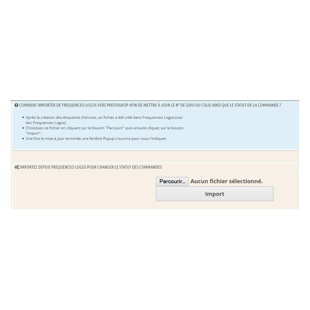 module - Préparation & Expédition - Prestashop Frequenceo Logos - 4