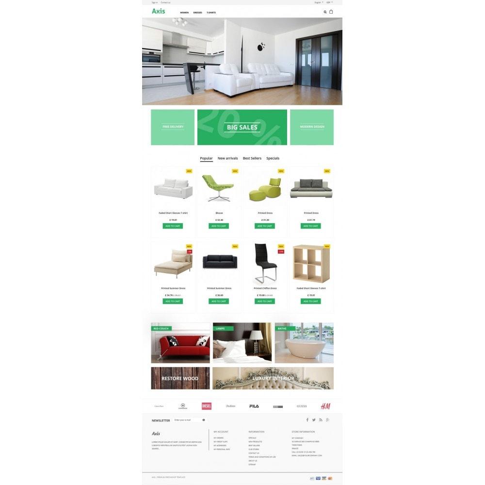 theme - Maison & Jardin - Axis 1.6 - 3