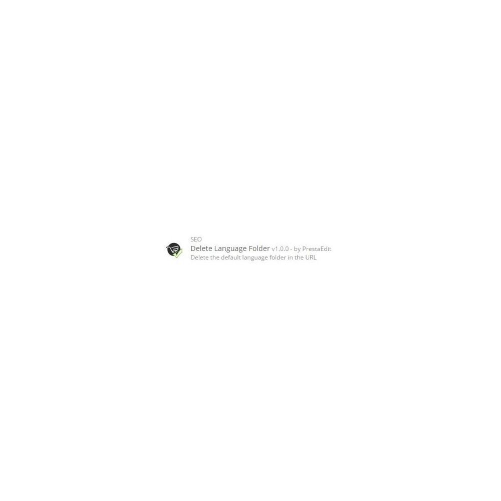 module - Internacional & Localização - Delete Language Folder - 3