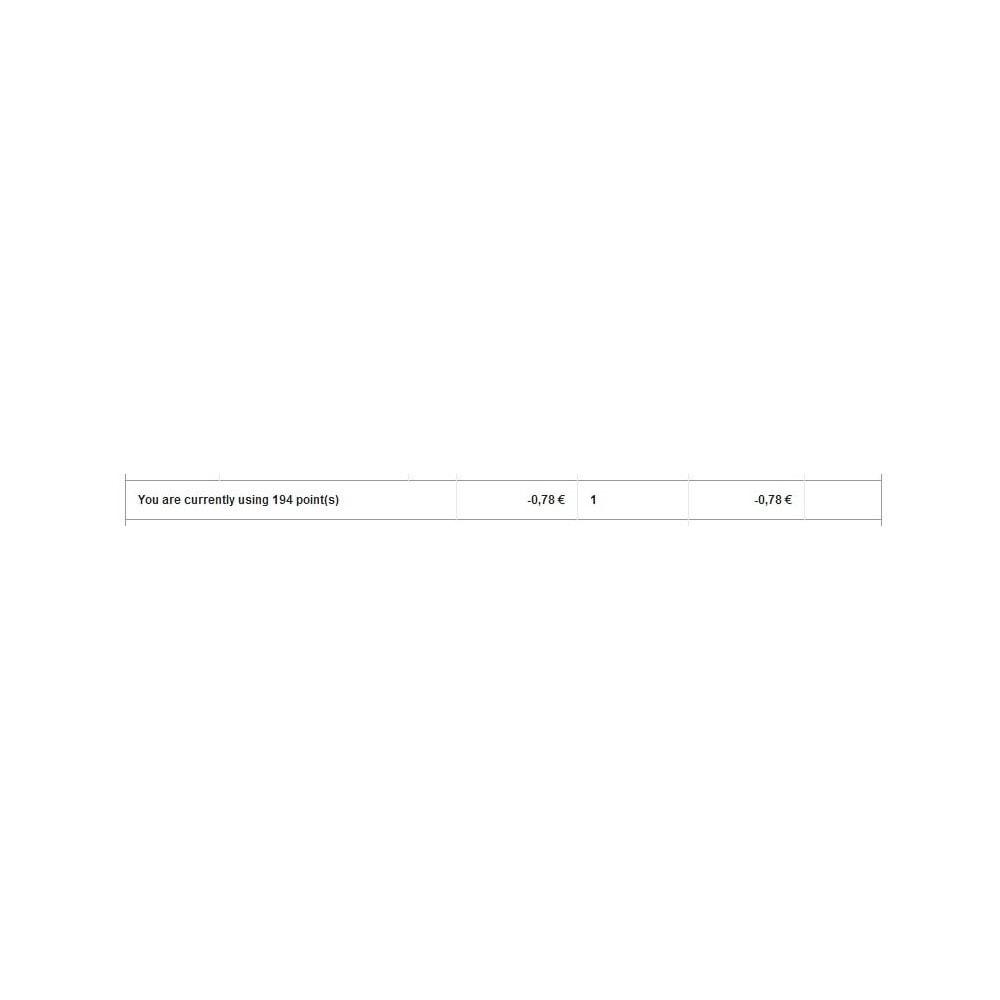 module - Fidélisation & Parrainage - J2T Point & Rewards + Referral Program - 13