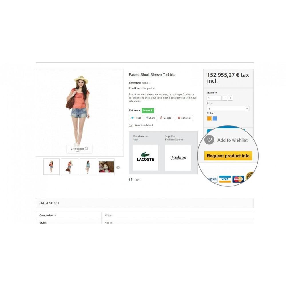 module - Formularz kontaktowy & Ankiety - Request product info (GDPR conpatible) - 5