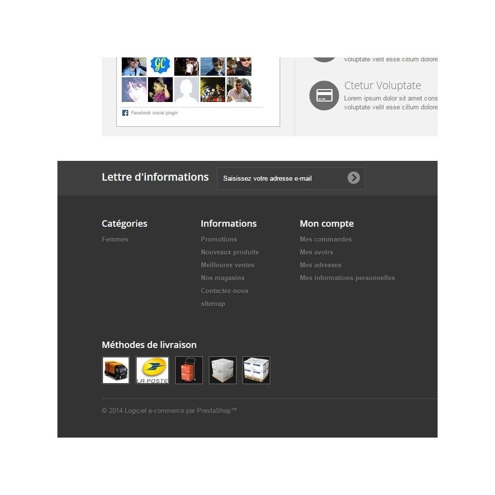 module - Etiquettes & Logos - Logos des modes de livraisons - 1