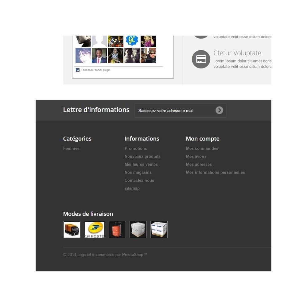 module - Etiquettes & Logos - Logos des modes de livraisons - 4