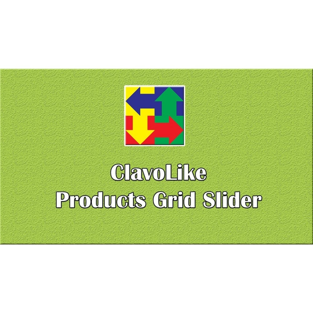 module - Slider & Gallerie - Products Grid Slider - 1