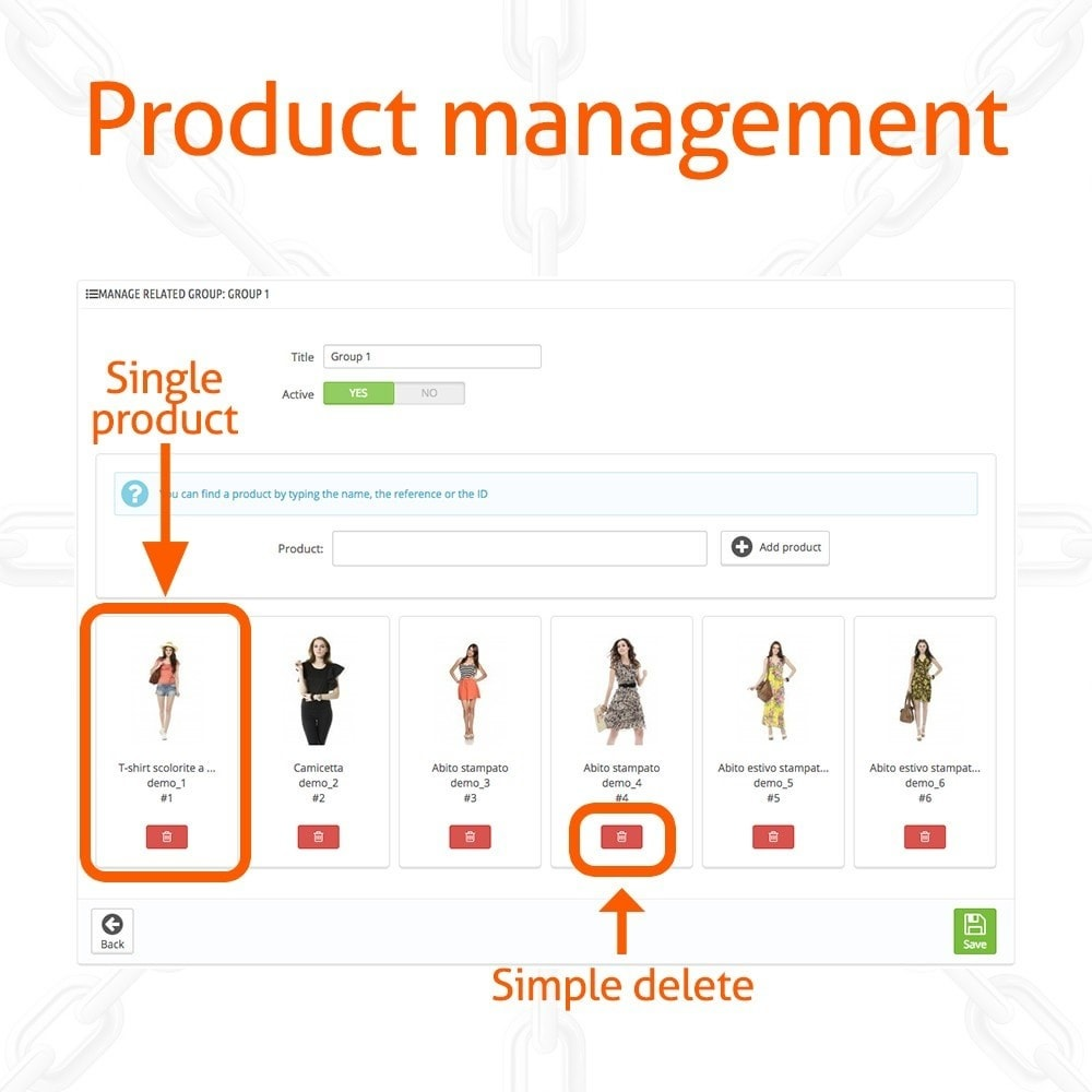module - Cross-selling & Product Bundles - Fast and Easy Related Products - 4