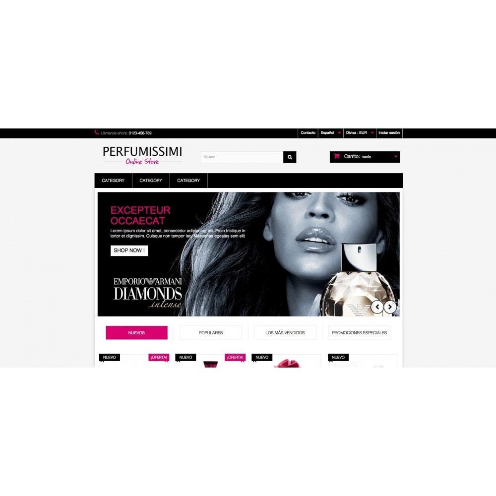 theme - Zdrowie & Uroda - Perfumissimi Online Store - 2