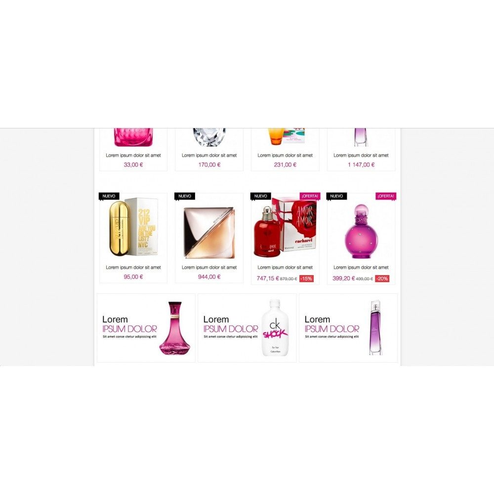 theme - Health & Beauty - Perfumissimi Online Store - 3
